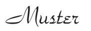 Musterschrift 3