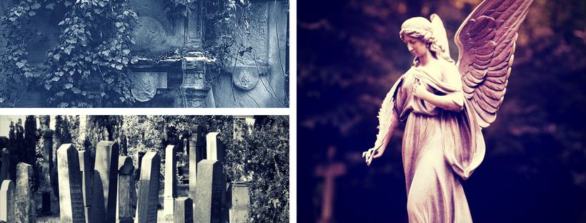 Grabsteine und Grabmal Collage zur Gabsteine Geschichte | Grabsteine Könemann