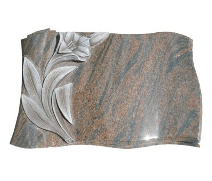 Vorschau Granit Nordland mit Lilienornament
