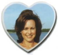 Vorschau Porzellanbilder in Herzform